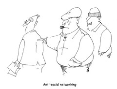 b2b antisocial.bmp (Joe_Brown) Tags: media cartoon networking cartoonist socialnetworking famouscartoons socialcartoon famouscartoonist