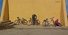 un alto en el camino (boscani@) Tags: bicicleta bici salome helbosco