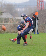 20160403_Avalanches Annecy Vs Falcons Bron (19 sur 51) (calace74) Tags: france annecy sport foot division falcons bron amricain avalanches rgional