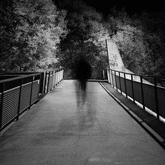 In the middle of this nowhere (Arianna_M(busy)) Tags: bw florence noir alone you fiume ghost calm bn silence firenze acqua apparat bigcalm atnight greve getlost scandicci myplaces treesandhousesstray deadlegsturningsilvergray iamtryingtogetlost