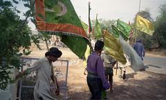 road (Swiatoslaw Wojtkowiak) Tags: india sufi fakir ajmer qalandar