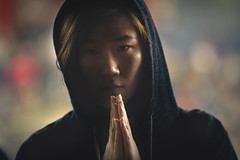In Japan (Enricodot ) Tags: street japan dof pray streetlife tokio streetphotographer enricodot