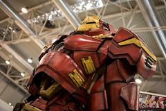 Iron man  Hulkbuster (salvatorebastiani) Tags: roma nikon masi d750 geri romics iroman hulkbuster nikond750 romics2016 avevera