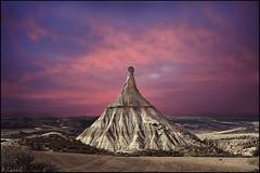 Bardenas (antoniocamero21) Tags: color foto sony paisaje cielo desierto montaa navarra bardenas