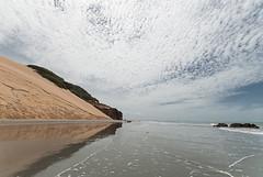 Brazil - Icapu (Nailton Barbosa) Tags: brazil praia brasil de mar nikon bresil brasilien cear ponta grossa brasile dunas ce oceano nordeste brsil falsias falsia lagosta  brezilya falesias  icapui d80 icapu brazylia  brazlie