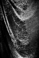 """87/365 """"abstractions"""" (ophelie.poirier) Tags: abstract monochrome strange photography weird scary photographie legs artistic noiretblanc ghost surrealist 365 challenge apparition fantôme rayure abstractions artistique abstrait jambe surréaliste project365 365days 365project 365challenge"""