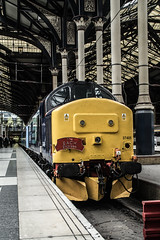 37405 - 1G04 - London Liverpool Street - 30.04.2016(2) (Tom Watson 70013) Tags: street charity tractor london set train liverpool tour diesel rail railway short greater express each services direct anglia drs class37 37405 37419 1g04 1g03