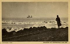 1055 - PC Noordwijk ZH (Steenvoorde Leen - 2.1 ml views) Tags: history strand boulevard postcards noordwijk kust ansichtkaart noordwijkaanzee badplaats oldcards oudnoordwijk