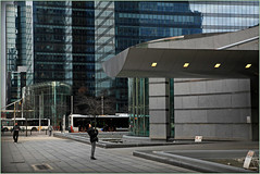 Boulevard Roi Albert II, Bruxelles, Belgium (claude lina) Tags: brussels building architecture belgium belgique bruxelles immeuble boulevardroialbertii claudelina
