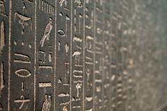Hieroglyphs British Museum (Kevin Zollman) Tags: london britishmuseum hieroglyphics