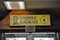 Fairfax Hardware Wilmington DE Retro Roadmap (Mod Betty / RetroRoadmap.com) Tags: de hardware retro wilmington fairfax roadmap