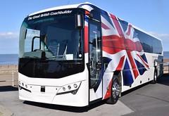 Plaxton Leopard demonstrator (highlandreiver) Tags: bus coach rally leopard blackpool coaches 2016 plaxton