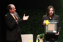 Antonio J. Dieck Assad, rector de la UEM y Csar Hidalgo (UDEM Fotos) Tags: de conferencia hidalgo csar 2015 anual informe