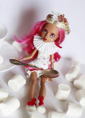 Pink Candy Howleen OOAK Monster High (smileidiote1) Tags: pink monster high doll candy ooak mattel repaint ooakdoll dollsale howleen repaintdoll dollooak monsterhigh monsterhighrepaint monsterhighooak ooakmonsterhigh mattelrepaint monsterhighsale