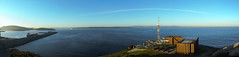 Amanecer en Cabo Priorio (Juan Pedro Barbadillo) Tags: sea lighthouse landscape faro mar corua paisaje panoramic estuary atlanticocean ferrol panormica ocanoatlntico ra