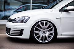 5th Top Garage Tuning Show 2016 (Ivan Klindi) Tags: auto show white car vw canon volkswagen top garage fast zagreb rim rims tuning maserati 6d 70200mm 5t