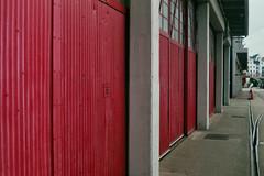 M SHED by Tom Ashworth - Zorki 4 (filmitechture) Tags: zorki uk colour film architecture bristol lomography rangefinder fujifilm