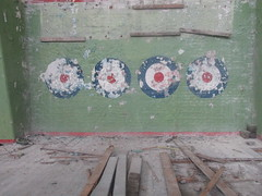 Target (Karl G.) Tags: red abandoned sports army ddr halle gdr armee cccp verlassen rote udssr gssd