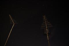 Old antennas (Filippo Turchi) Tags: sky astrophotography dslr antenna antennas