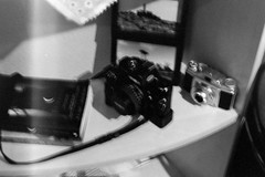 Film Photography (samdabull) Tags: blackandwhite om1 olympusom1 35mmcamera 50mmf14zuiko
