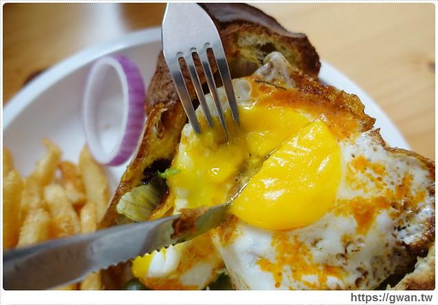台中美食,精明商圈,P+ House,popover,巷弄美食,早午餐推薦,戰斧豬排,鳥巢蛋,複合式料理,下午茶甜點-30-209-1