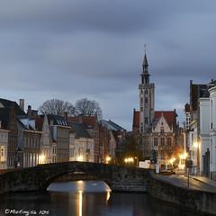 Brugge 12 (MartinGJ56) Tags: flickr belgie brugge earlymorning westvlaanderen bluehour