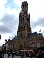 P1030142-Bruges, Belgium (CBourne007) Tags: city architecture buildings europe belgium bruges veniceofthenorth