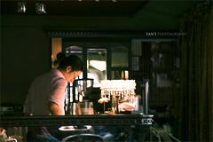 (Ian's) Tags: cafe taipei