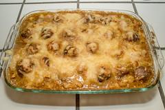 Cheesey Swedish Meatball Bake (hermitsmoores) Tags: food cooking nikon zen fullframe fx bake meatballs cheesey noms d800 swedishmeatballs nikond800 tastemade