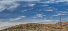 Cirrus Clouds - Thin and Wispy (Arcus Cloud) Tags: sky panorama cloud clouds skyscape landscape landscapes pano hill australia hills powerlines nsw skyandclouds thin australianlandscape powerpole stitched hdr cloudscape wispy cirrus cirrusclouds ptgui cirruscloud michelago photomatix hdrcloud hdrclouds withsky australianlandscapes hdrlandscapes hdrlandscape hdrcloudscape thinandwispy monaroshire hdrskyscape