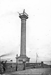 Walker's Monument, Derry City, Co. Derry (National Library of Ireland on The Commons) Tags: statue londonderry plinth derry glassnegative siegeofderry georgewalker robertfrench williamlawrence nationallibraryofireland walkersmonument lawrencecollection lawrencephotographicstudio thelawrencephotographcollection rectorofdonaghmore walkerspillar