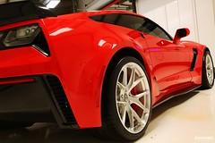 c7_z06_z07_esoteric_336 (Esoteric Auto Detail) Tags: corvette esoteric z06 detailing hre c7 torchred akrapovic p101 suntek z07 gyeon paintprotectionfilm paintcorrection bestlookingcorvette z06images