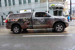 DSC00108 (cyqxicao) Tags: truck zombie toyota tundra