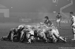 Scrum in Benetton Ulster