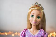 Rapunzel Singing doll (Rodfhaii) Tags: dolls princess disney rapunzel tangled