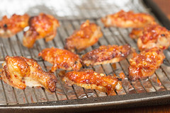 The Only Wings I Wanna Eat (Just Me and the Clams) Tags: chicken asian wings spice crisp baked