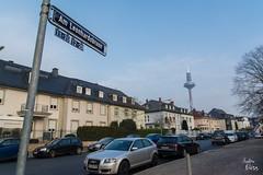 Frankfurt, Germany (15 von 44) (BeautifulEarth454) Tags: tower buildings germany deutschland long exposure skyscrapers frankfurt main hauptbahnhof banks mainhattan