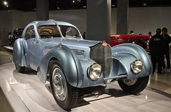 The New Petersen Automotive Museum (USautos98) Tags: 1936 atlantic bugatti type575c
