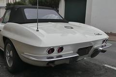 Chevrolet Corvette Sting Ray (Thethe35400) Tags: auto car cotxe coche automobile voiture carro bíll bil corvette chevrolet samochód worldcars carr