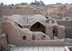 the old citadel of arg-é bam, Kerman Province, Bam, Iran (Eric Lafforgue) Tags: old city brick castle heritage history tourism archaeology horizontal architecture outdoors town persian site earthquake ancient ruins asia day desert mud iran citadel traditional persia nobody demolition unescoworldheritagesite adobe disaster quake restored historical civilization restoration sight fortress destroyed deserted bam reconstruction catastrophe antiquity fortified archeologicalsite traveldestinations إيران иран イラン irão argebam 伊朗 colourpicture kermanprovince 이란 irandsc07553