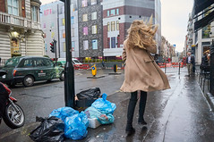20160127-12-35-09-DSC03208 (fitzrovialitter) Tags: street urban london westminster trash hair garbage fitzrovia wind none camden soho streetphotography litter bloomsbury blonde rubbish environment mayfair westend flytipping dumping cityoflondon marylebone captureone gpicsync peterfoster stphotographia fitzrovialitter followthisroute