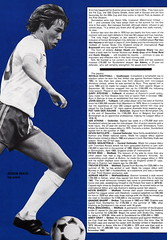 West Ham United vs Everton - 1984 - Page 12 (The Sky Strikers) Tags: park west hammer canon one official kodak united ham division league programme upton everton