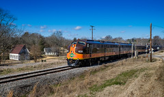 BEK_photo_160130_12 (blair.kooistra) Tags: mississippi railroads e8 nrhs streamliner illinoiscentral trainchasing mississippirailroads passengerexcursion grenadarailroad memphisnrhs
