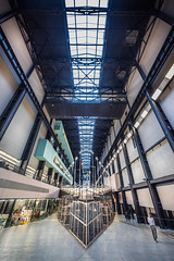 The Turbine Hall - Tate Modern // London