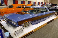 1963 Ford Galaxie 'So Baby' (bballchico) Tags: ford custom lowrider galaxie 1963 awardwinner grandnationalroadstershow tangierscc ladypesqueira gnrs2016 solady mildlowridercustom