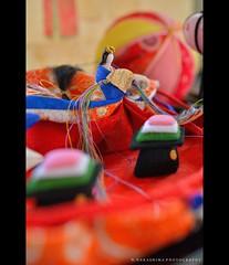 Hina_Matsuri(Doll's Festival) (snowcapper_wltm) Tags: color festival japan colorful doll kawaii beatiful okayama hinamatsuri