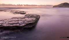 Warriewood Beach (Prasad Silva) Tags: sun seascape beach sunrise canon landscape sydney australia tokina warriewood