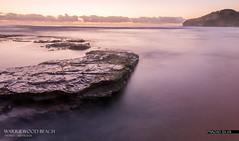 Warriewood Beach (Prasad Silva) Tags: sun seascape beach sunrise canon landscape sydney australia tokina warriewood