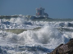 Stormy (Dochac - Meteorologist) Tags: sea storm seaside waves wind wave shipping livorno seastorm windstorm antignano