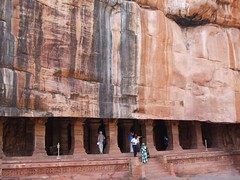 Vishnu Temple 2 (Voyou Desoeuvre) Tags: india places badami